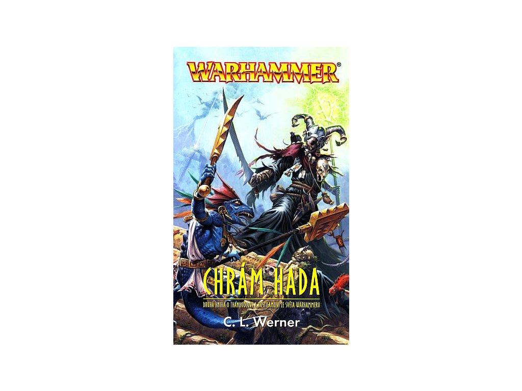 Warhammer: Thanquol a Kostilam 2 - Chrám hada