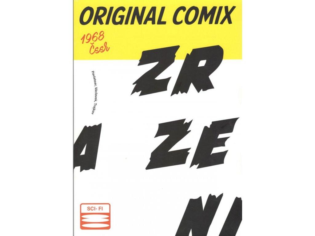 Zrazeni Original Comix
