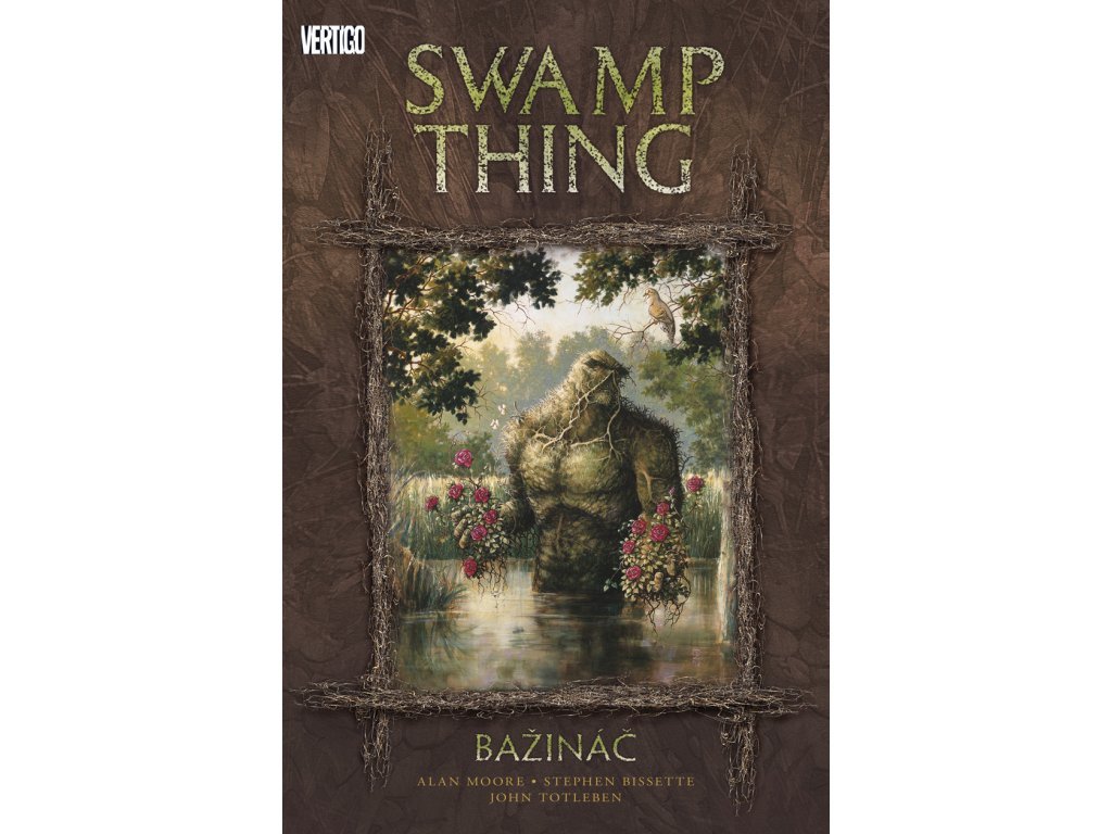Swamp Thing: Bažináč 1