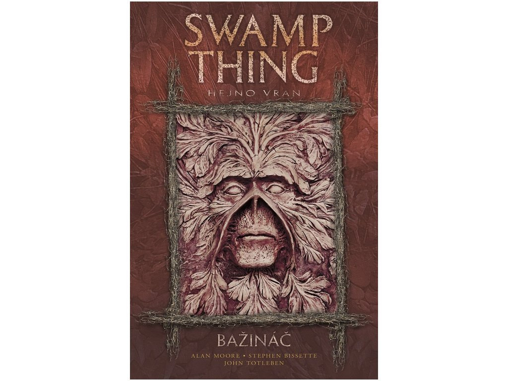 Swamp Thing: Bažináč 4 - Hejno vran