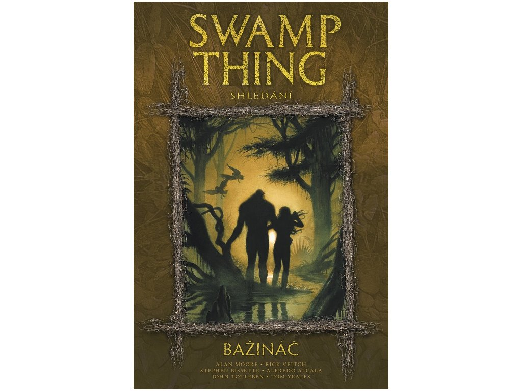 Swamp Thing: Bažináč 6 - Shledání