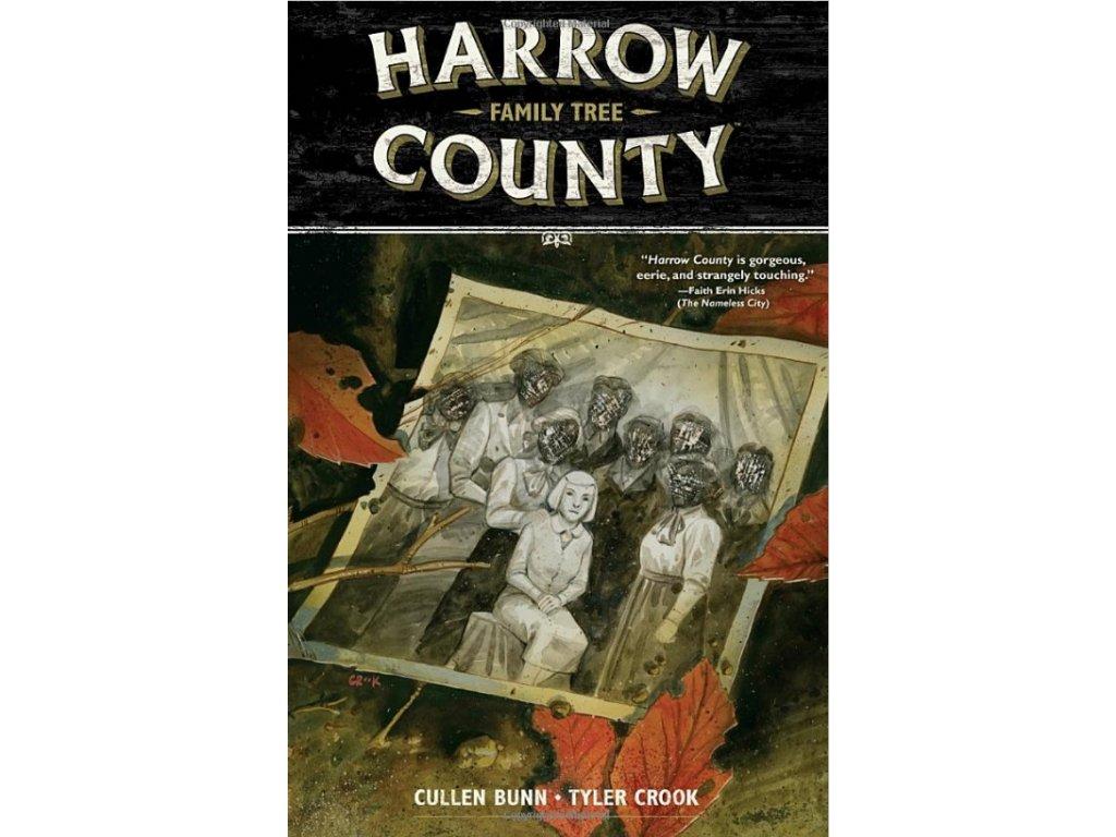Harrow County 4: Family Tree