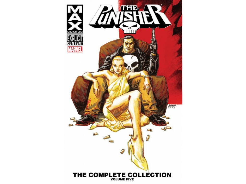 Punisher Max: The Complete Collection 5