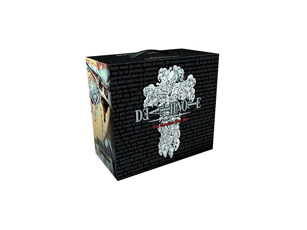 Death Note 01-13 (Box Set)
