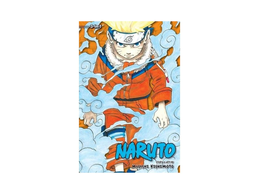 Naruto 3In1 Edition 01 (Includes 1, 2, 3)