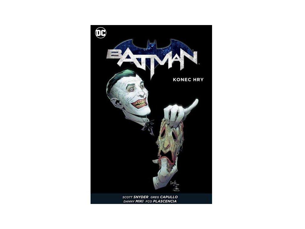 Batman: Konec hry (Brožovaná väzba)