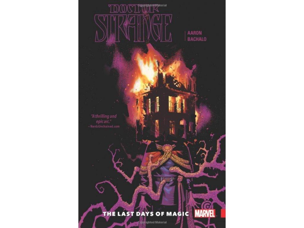 Doctor Strange 2: The Last Days of Magic