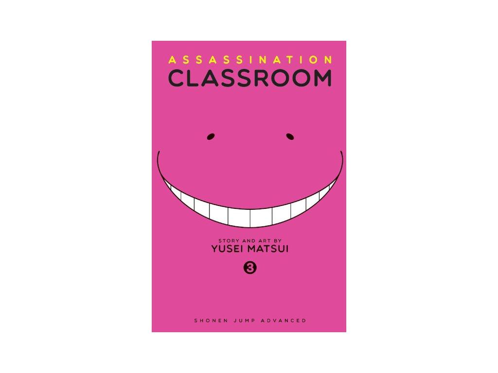 Assassination Classroom 3
