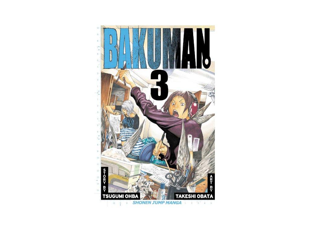 Bakuman. 03