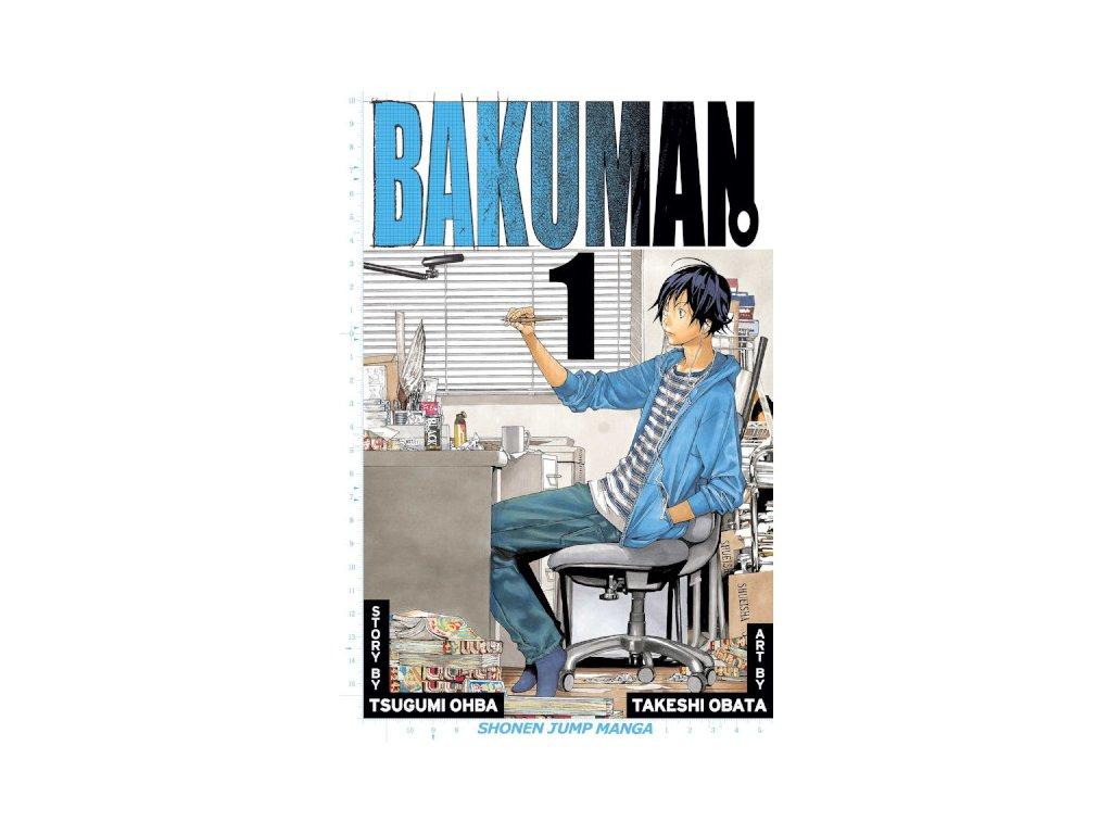 Bakuman. 01