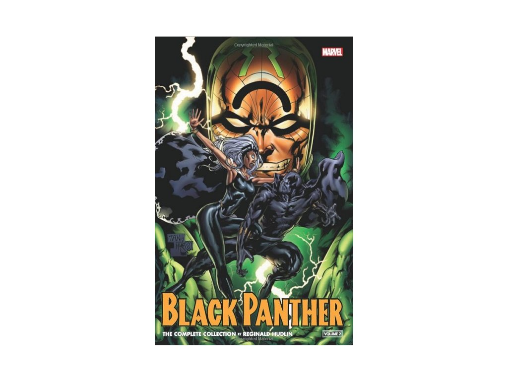 Black Panther by Reginald Hudlin - The Complete Collection 2