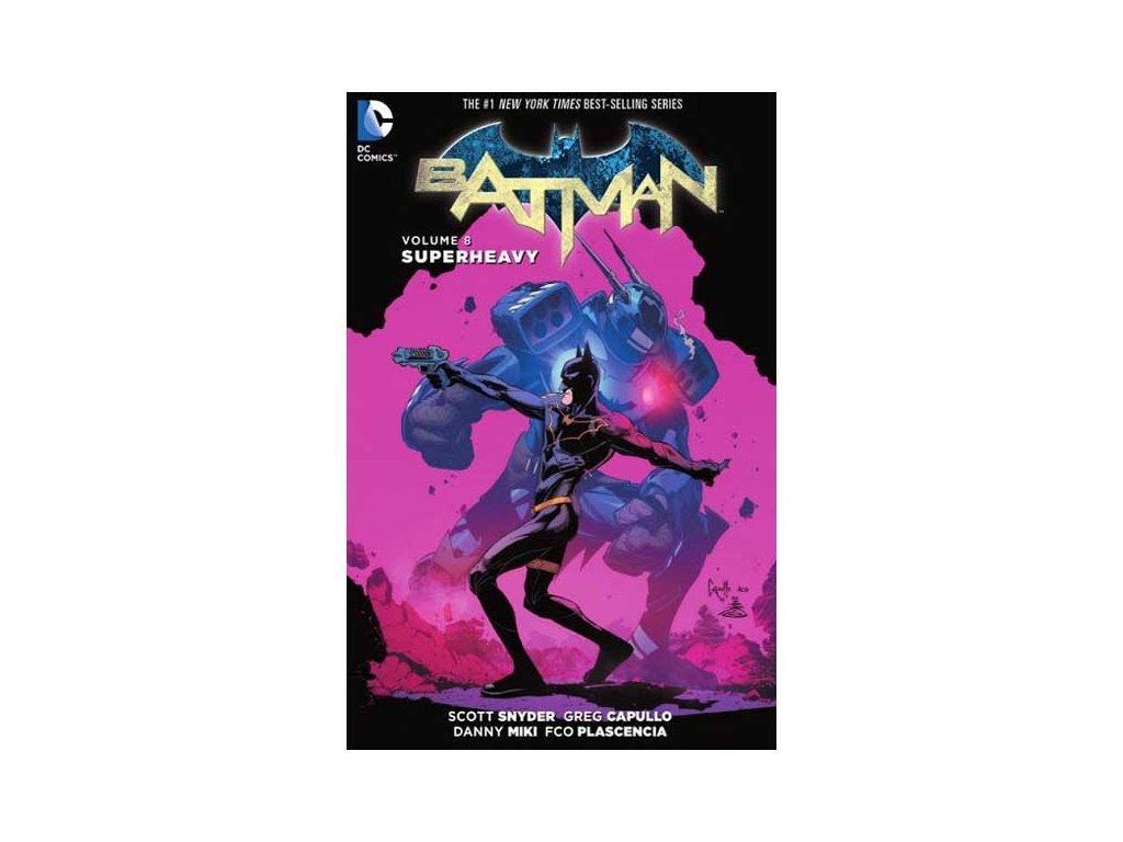 Batman 8: Superheavy