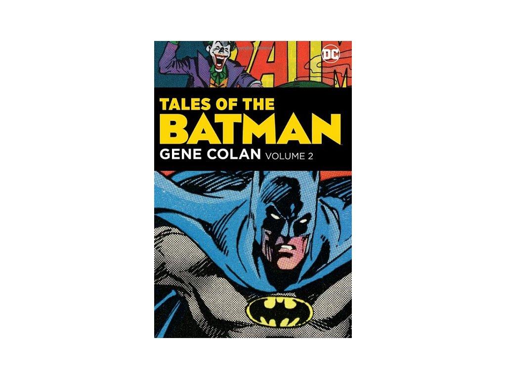 Tales of the Batman: Gene Colan 2