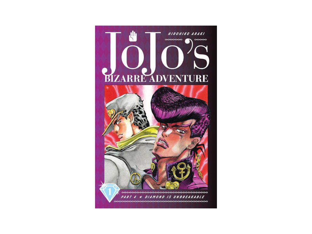 JoJo's Bizarre Adventure 4: Diamond Is Unbreakable 1