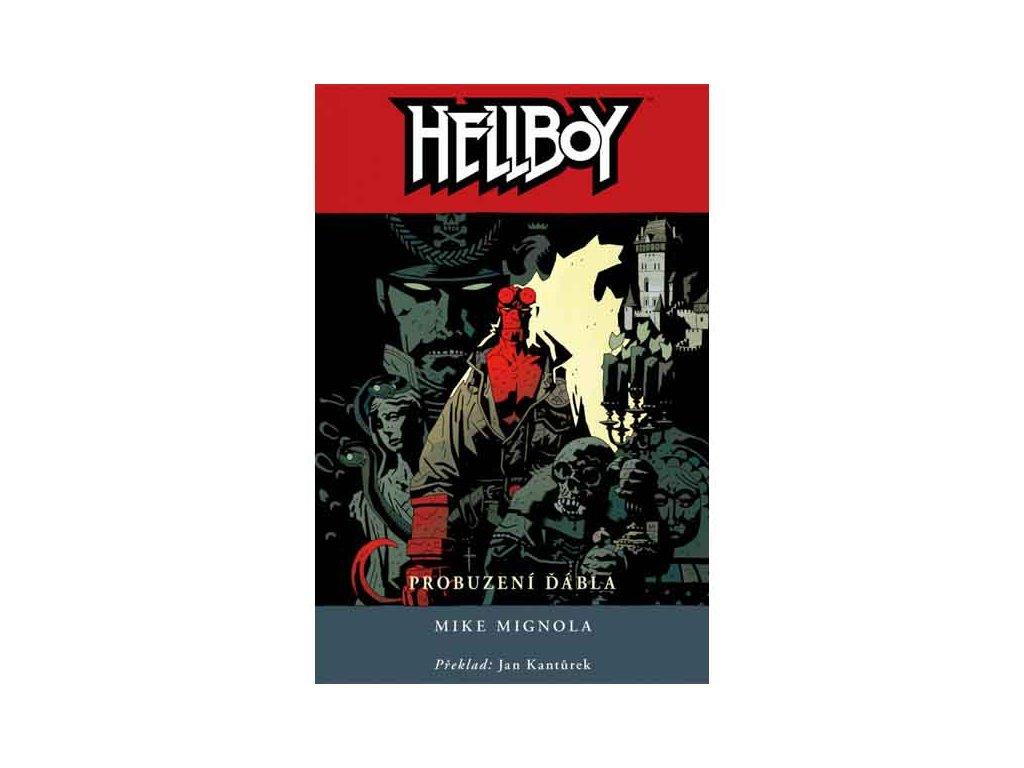 Hellboy 02: Probuzení ďábla