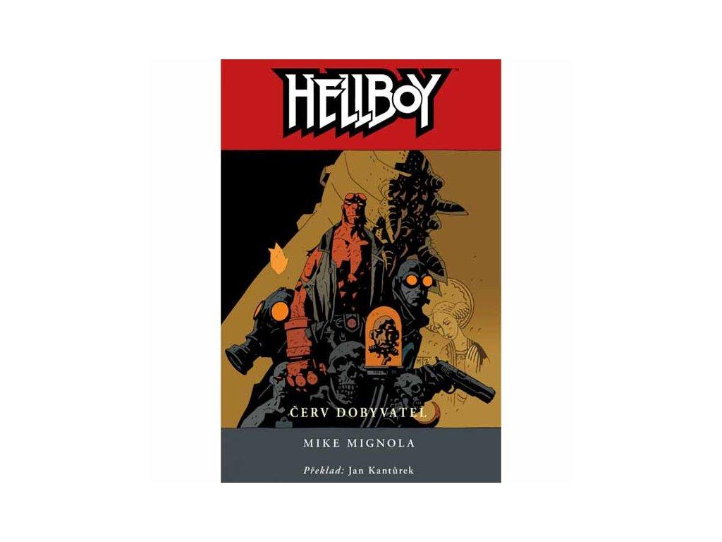 Hellboy 05: Červ dobyvatel