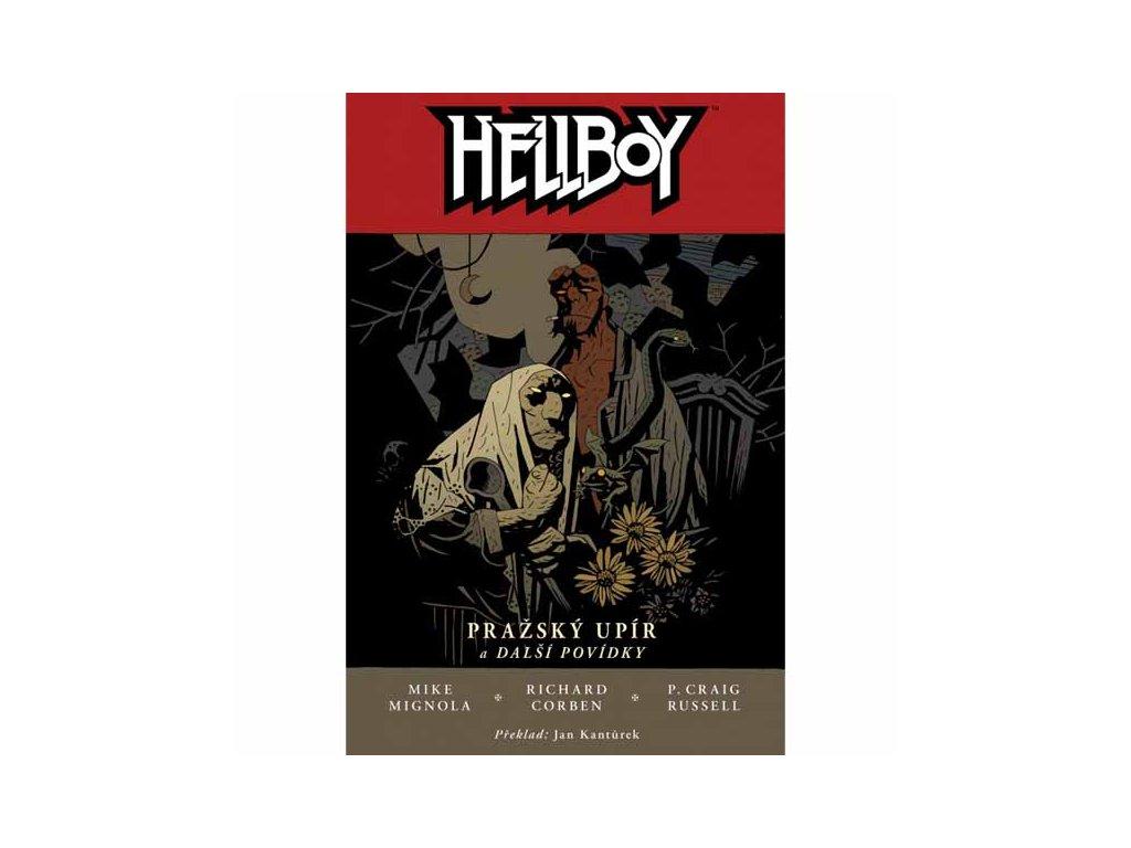Hellboy 07: Pražský upír