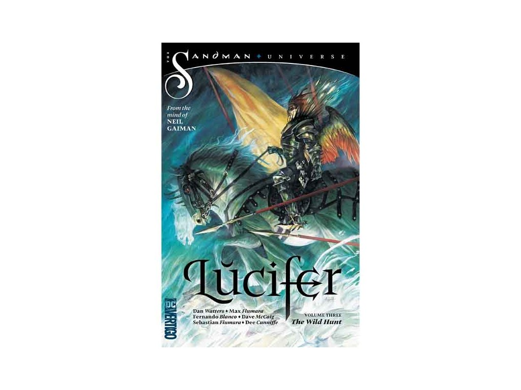 Lucifer 3: The Wild Hunt (The Sandman Universe)
