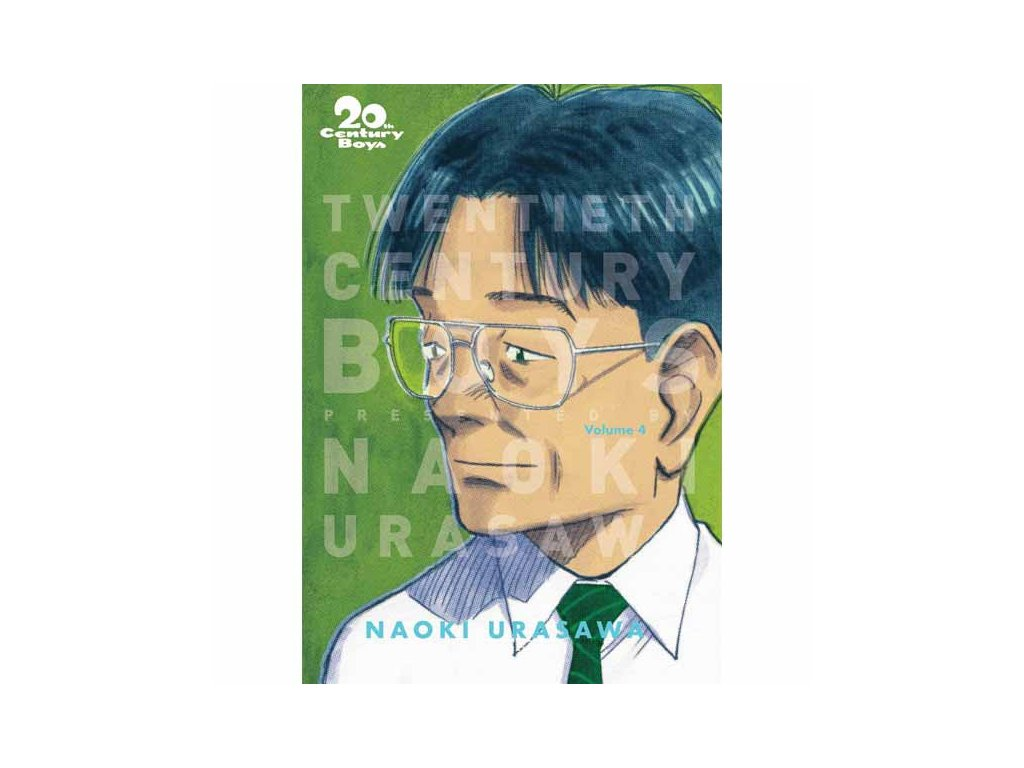 20th Century Boys: The Perfect Edition 4
