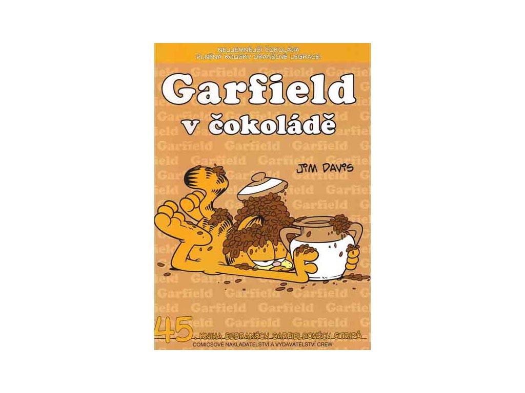 Garfield 45 - Garfield v čokoládě