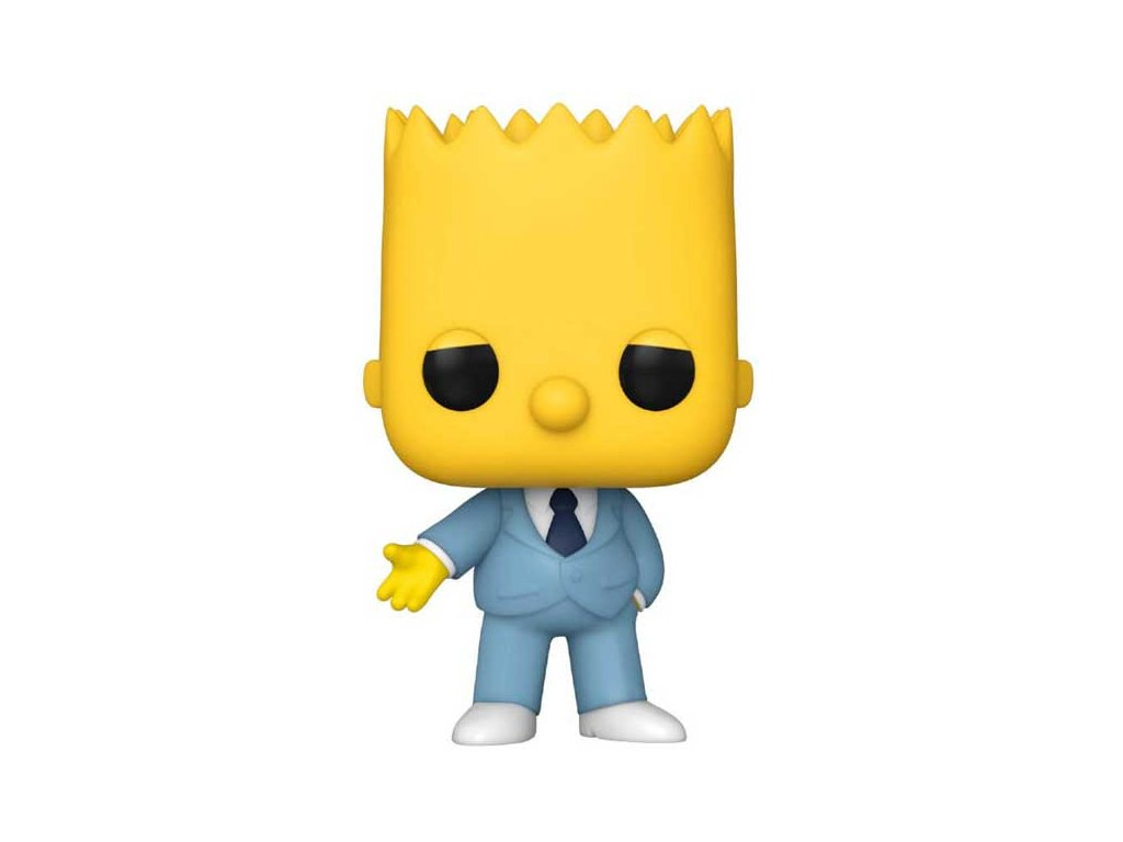 Funko POP! Simpsons: Gangster Bart