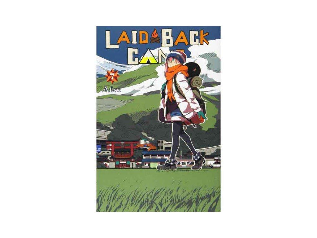 Laid-Back Camp 07