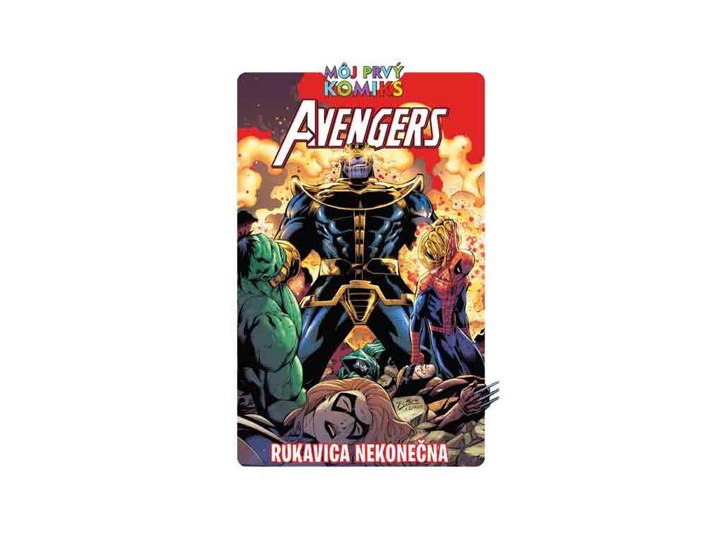 MPK 01: Avengers - Rukavica nekonečna