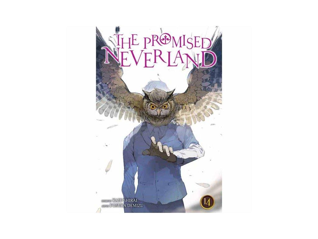 Promised Neverland 14