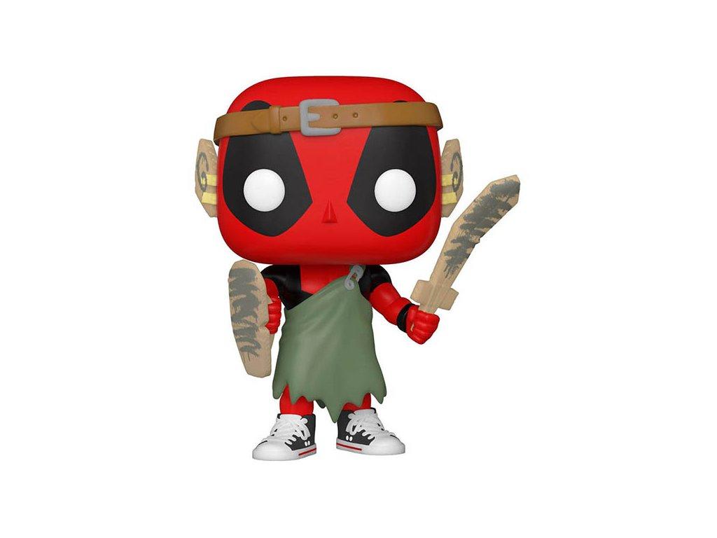 Funko POP! Marvel Deadpool 30th Anniversary: Larp Deadpool
