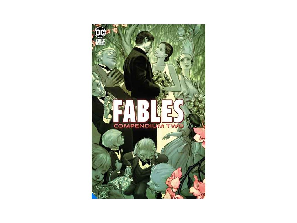 Fables Compendium Two Cover