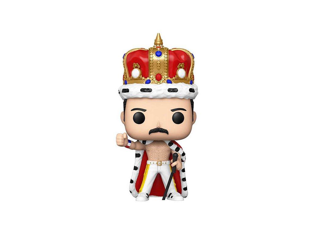 Funko POP! Queen: Freddie Mercury King