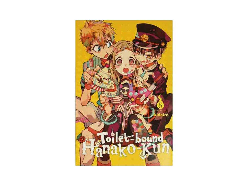 Toilet-bound Hanako-kun 5