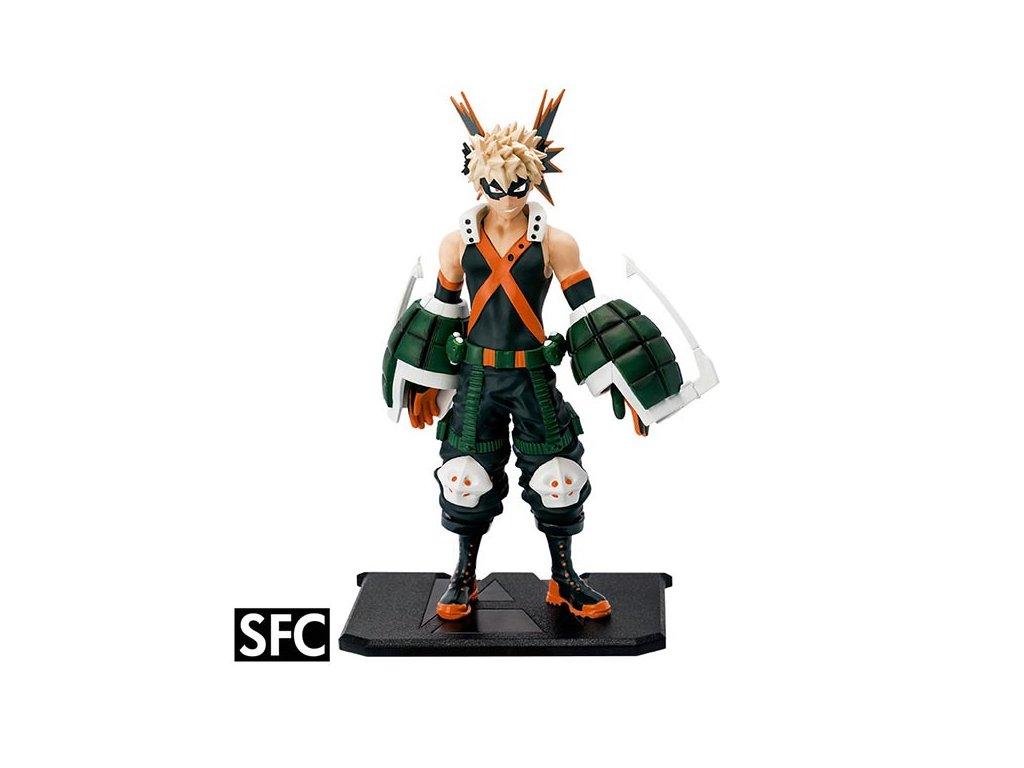 My Hero Academia Katsuki Bakugo 17 cm