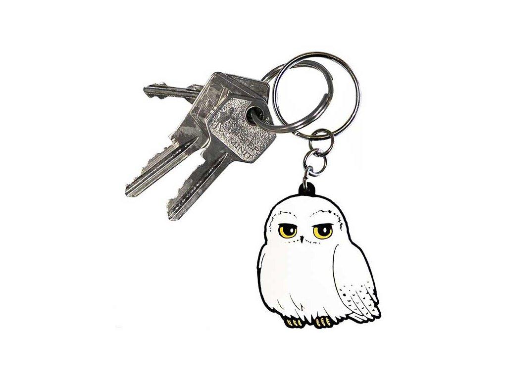 Harry Potter Hedwig Kľúčenka
