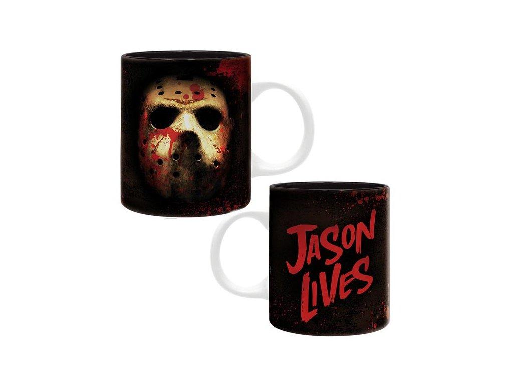 Friday The 13th Jason Lives Šálka