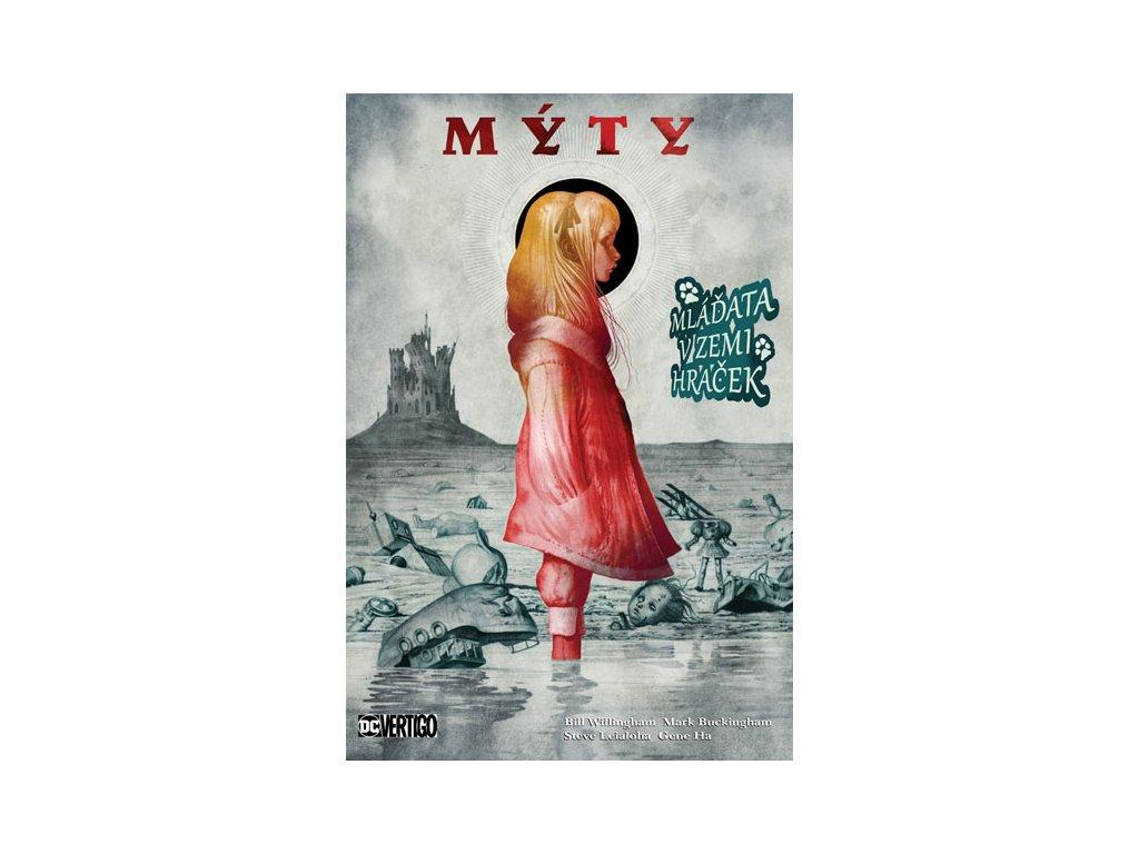 myty 18 mladata v zemi hracek 9788074499524 cover