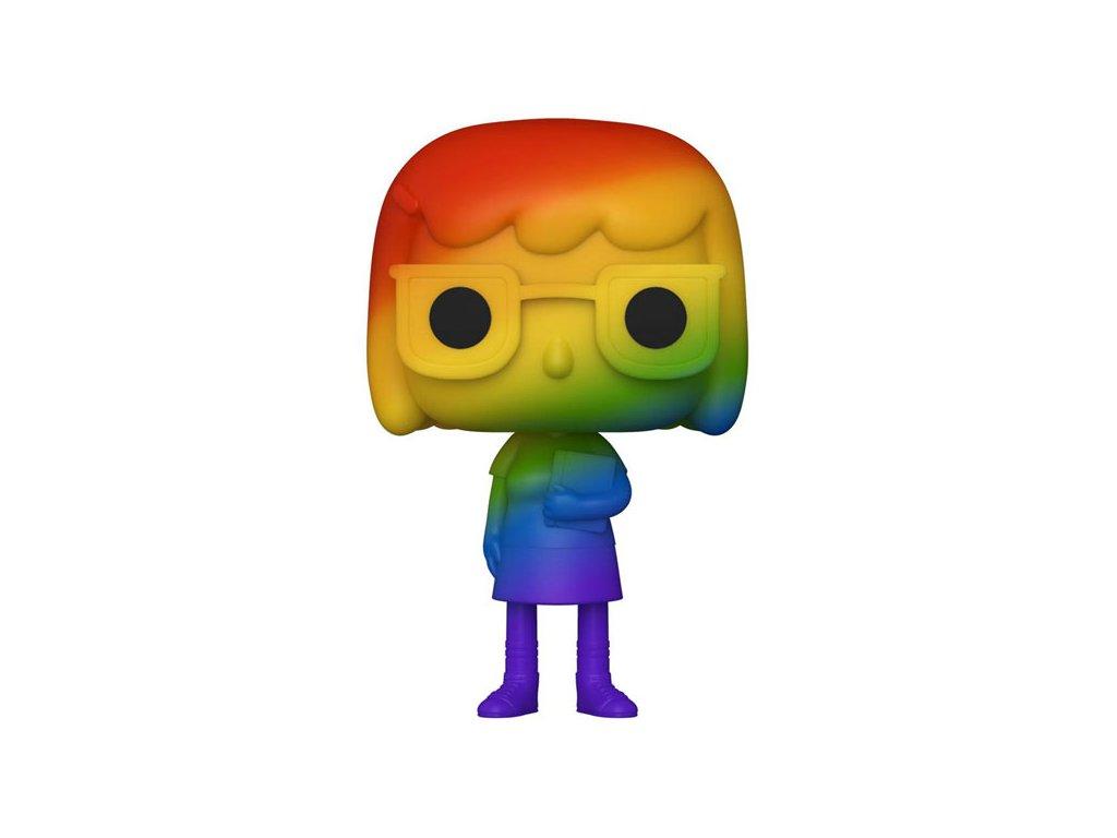 funko pop pride bobs burgers tina belcher rainbow 889698569811