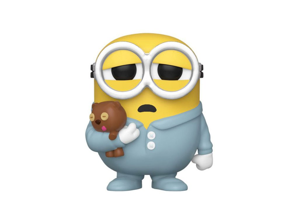 funko pop minions 2 pajama bob 889698478052