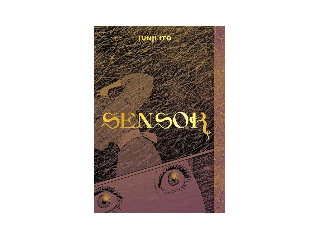 sensor junji ito 9781974718900