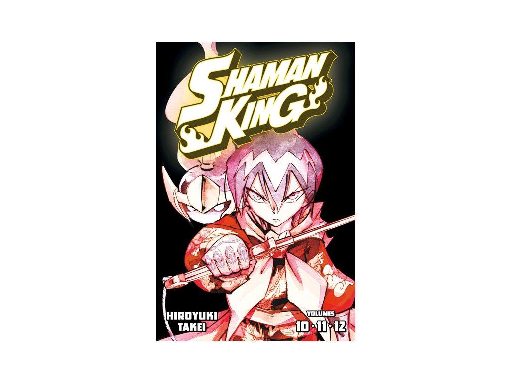 shaman king omnibus 4 vol 10 11 12 9781646512423