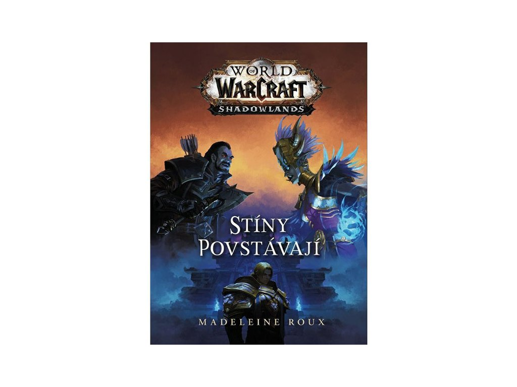 world of warcraft shadowlands stiny povstavaji 9788075940902