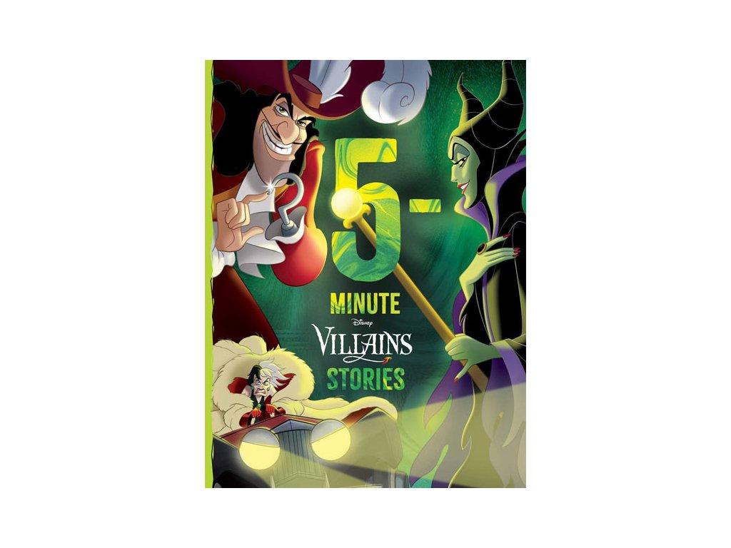 5 minute villains stories 9781368055406