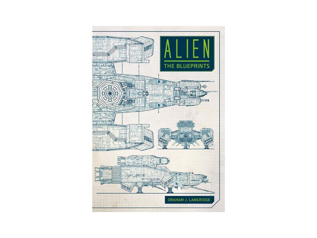 alien the blueprints 9781785654954