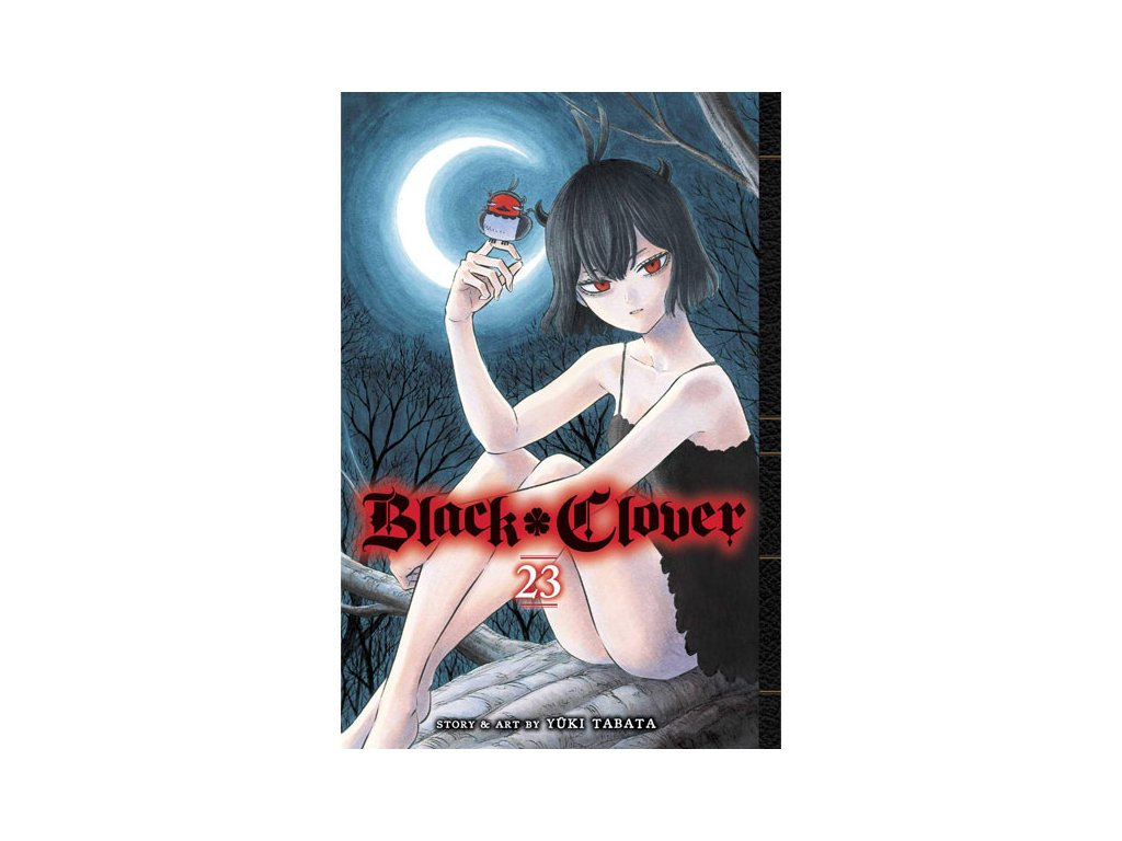 black clover 23 9781974718108