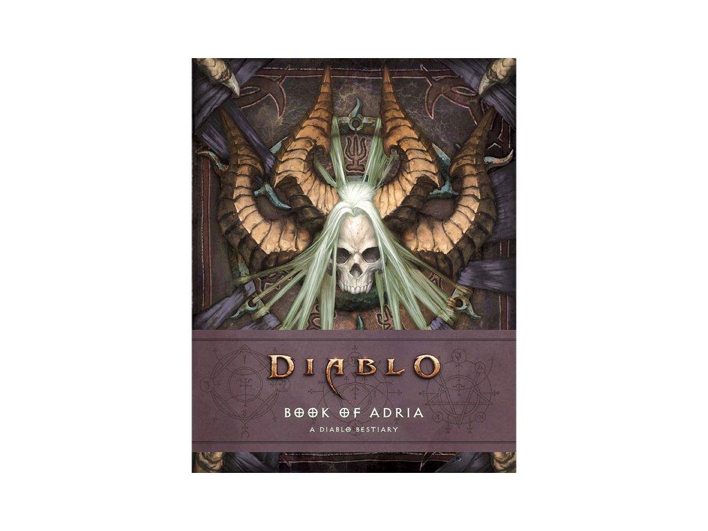 diablo bestiary the book of adria 9781789091311 1