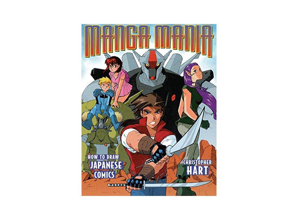 manga mania how to draw japanese comics 9780823030354