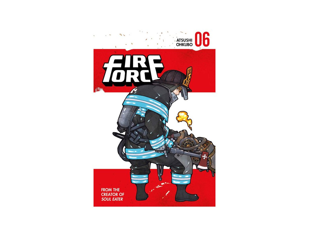 fire force 6 9781632364784