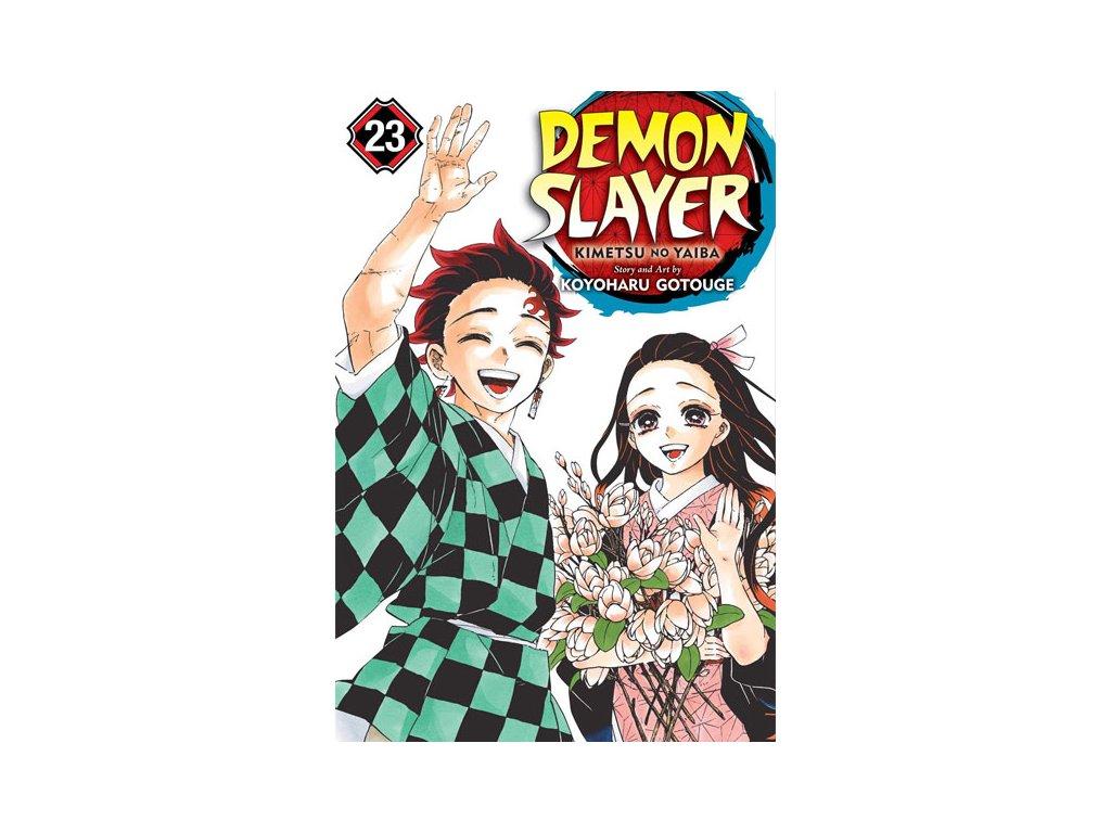 demon slayer kimetsu no yaiba 23 9781974723638
