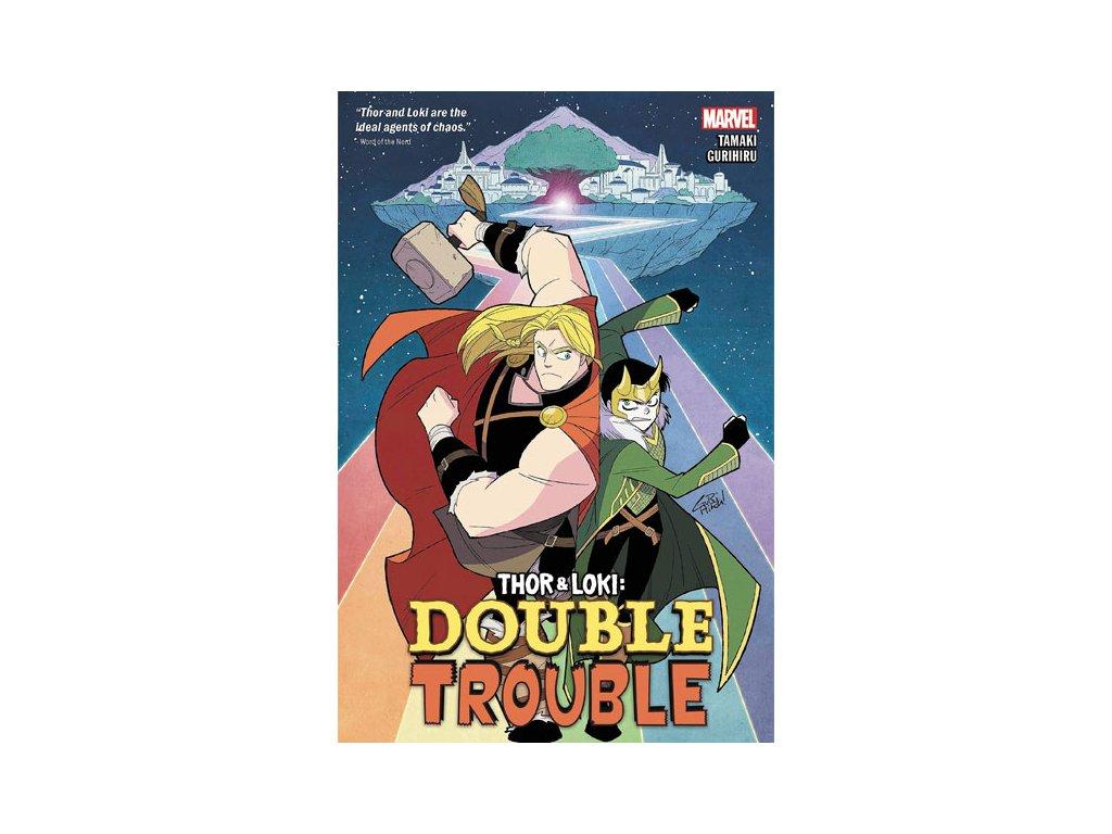 thor loki double trouble 9781302926250