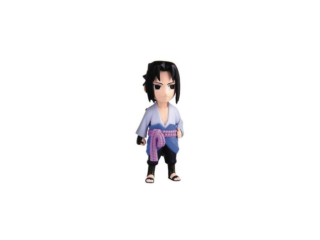 naruto shippuden mininja mini figure sasuke series 2 exclusive 819872012079